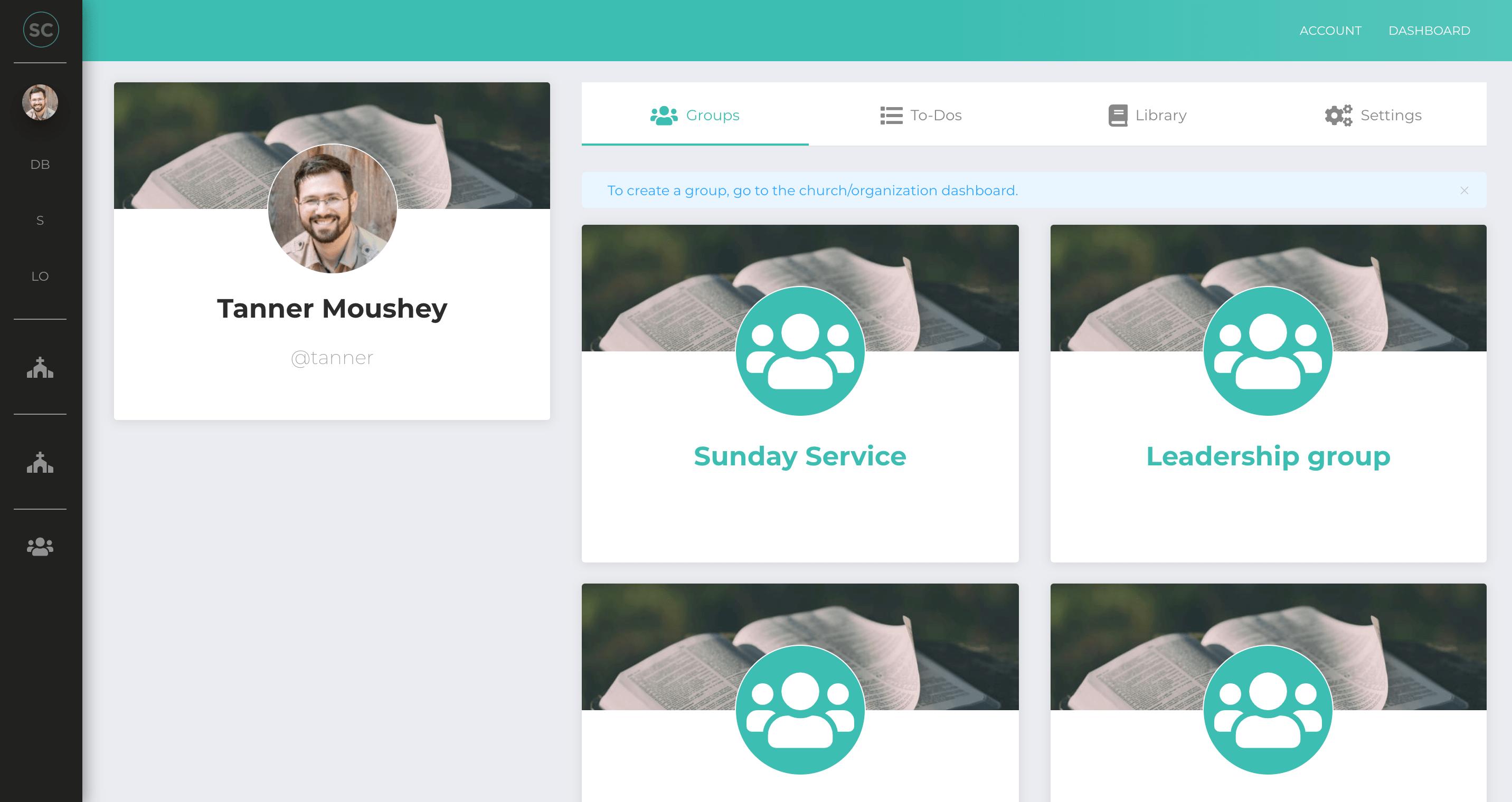 online small group platform